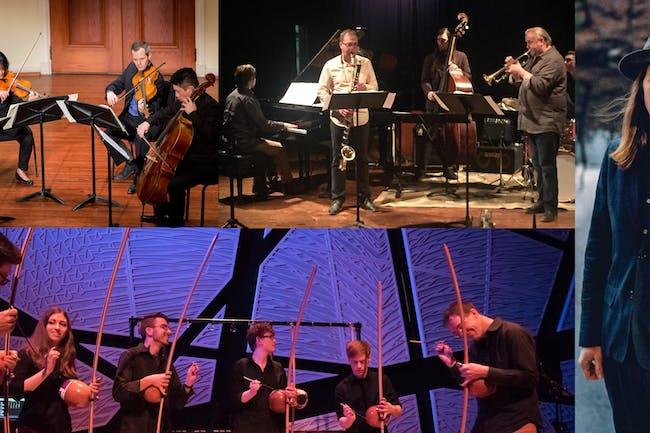 Matt Ulery, Greg Beyer, Projeto Arcomusical, Avalon String Quartet