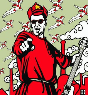 Igor & The Red Elvises