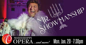An Evening with Liberace: Mr. Showmanship - Cabaret Series