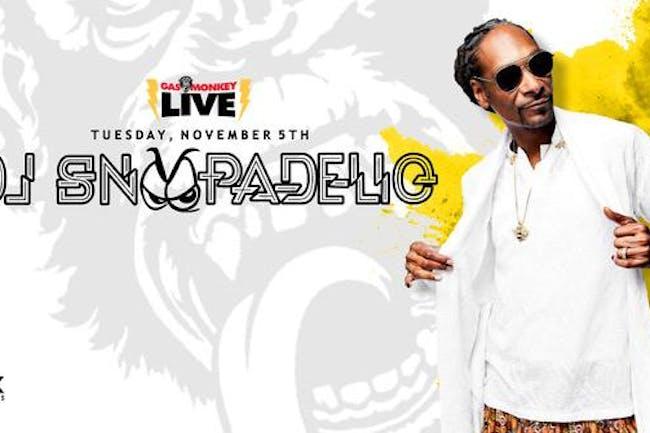 DJ Snoopadelic (Snoop Dogg DJ Set)