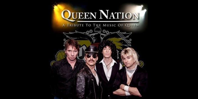 SOLD OUT | Queen Nation - A Tribute to Queen