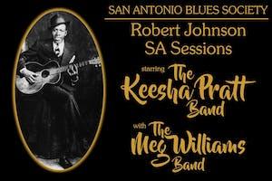 Robert Johnson SA Sessions starring The Keesha Pratt Band