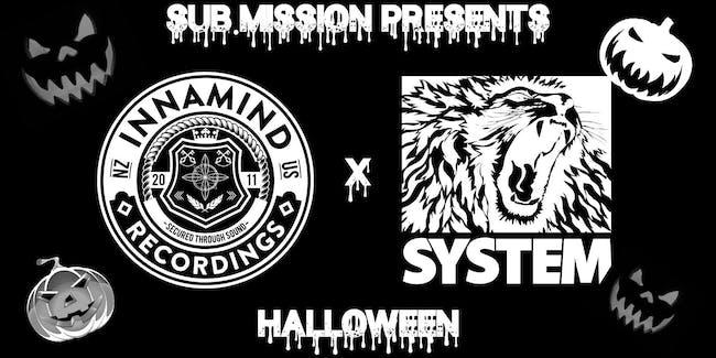 Innamind x System + SUKH KNIGHT (Halloween)