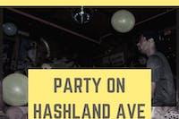 Party On Hashland Ave.