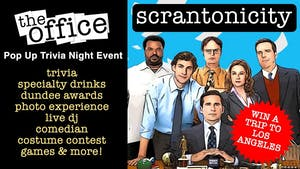 "Scrantonicity: ""The Office"" Trivia Night"