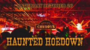 Space Cowboys Present: Haunted Hoedown with A.Skillz