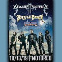 SONATA ARCTICA / Battle Beast/ Vassal