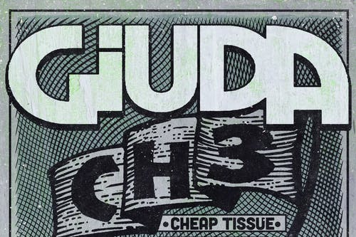 Giuda + Channel 3 + Cheap Tissue + Transistor