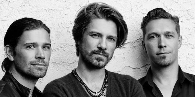 Hanson: Wintry Mix Live at Roxian Theatre on 12/14/19