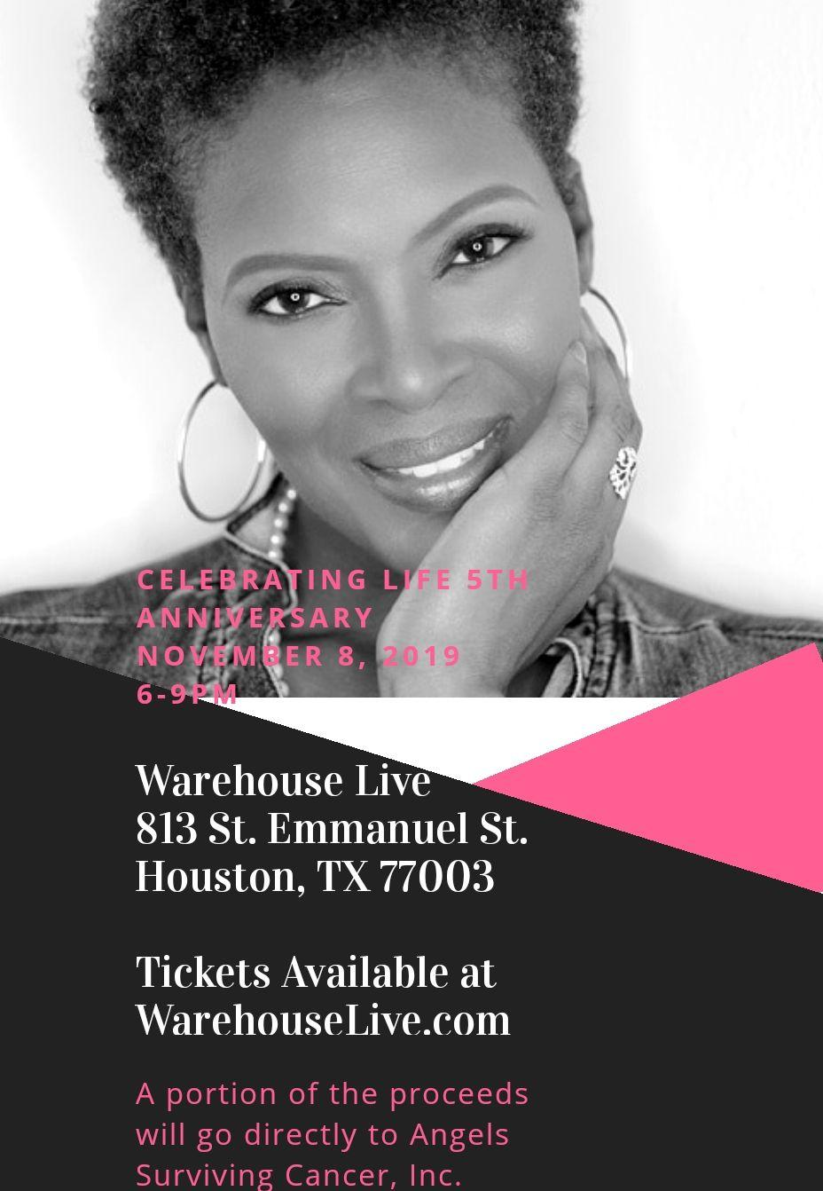 Esther M. Lewis  Celebration of Life - Anniversary #5
