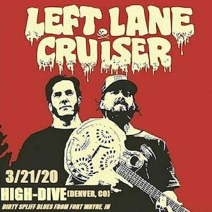 Left Lane Cruiser / Matt Rouch & The Noise Upstairs