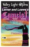 Valley Light Opera presents: CAMELOT (SAT 11/2)