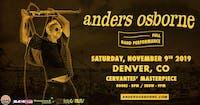 Anders Osborne ft. Scott Metzger (JRAD) w/ Ross James & The Counterpoint
