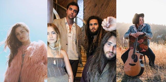 Wolfchild / Caitlin Jemma / Lucas Brookbank Brown