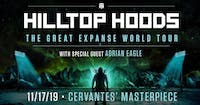 Hilltop Hoods w/ Adrian Eagle and Special Guests