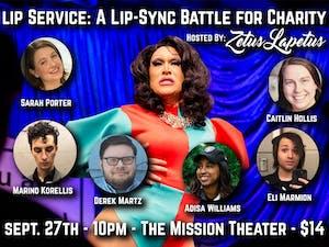 Lip Service: A Lip Sync Battle for Charity