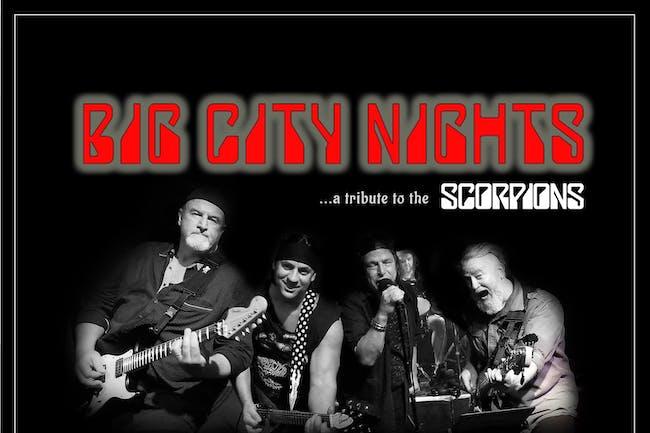 BIG CITY NIGHTS (TRIBUTE TO THE SCORPIONS)