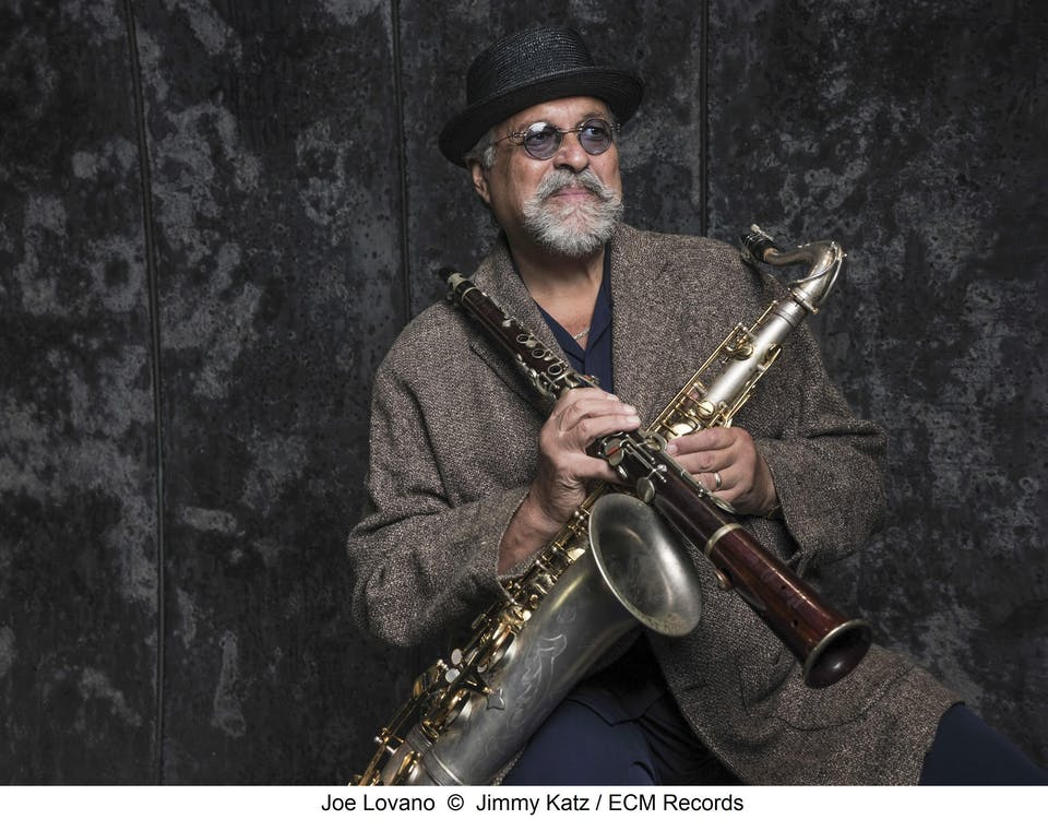 "Joe Lovano Ensemble ""Streams of Expression"""