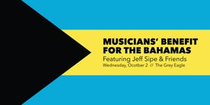 Musicians' Benefit For The Bahamas ft. Jeff Sipe & Friends
