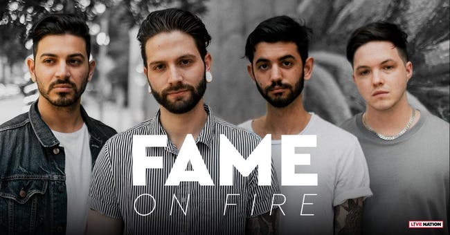 Fame on Fire w/ Taller Tales, The Stifled