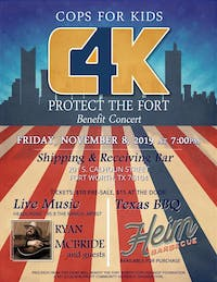 Protecting The Fort Fundraiser ft. Ryan McBride