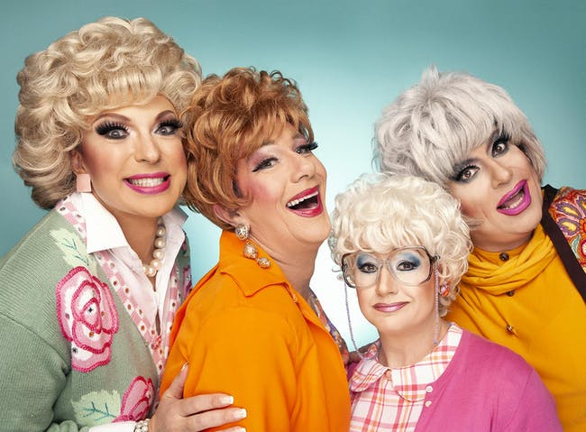 The Golden Girls Live! The Christmas Episodes - Nov 29th at 8pm