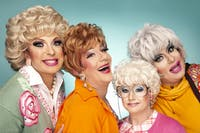 The Golden Girls Live! The Christmas Episodes - Dec 1st at 7pm