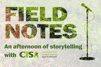Field Notes: An Afternoon of Storytelling