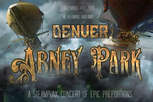 Abney Park Live in Denver
