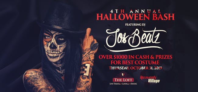4th Annual Halloween Bash