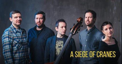 A Siege of Cranes: Blue Cranes x Portland Jazz Composers Ensemble
