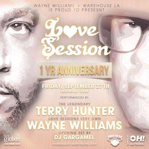Warehouse LA - Love Session Anniversary