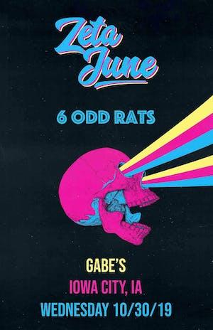 Zeta June and 6 Odd Rats