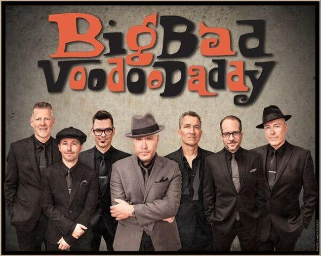Big Bad Voodoo Daddy with The Grand Marquis