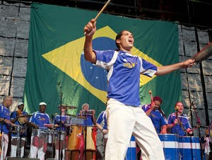 Alô Brasil's 20th Anniversary Show