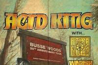 Acid King, Wizard Rifle, Warish