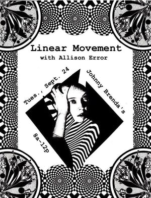 Linear Movement with DJ Allison Error