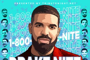 Drake Nite: Happy Birthday 6 God
