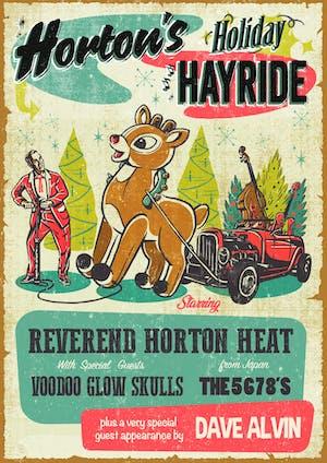 Reverend Horton Heat's Holiday Hayride