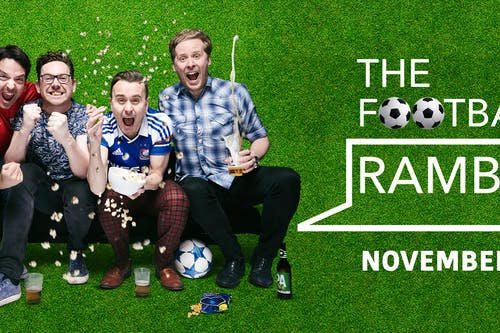 The Football Ramble Live