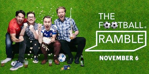 The Football Ramble Live