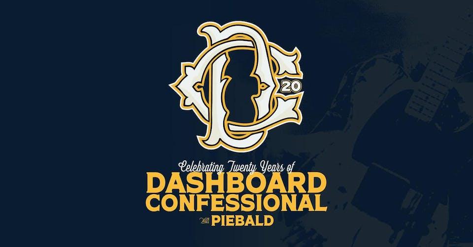 Dashboard Confessional at Crystal Ballroom