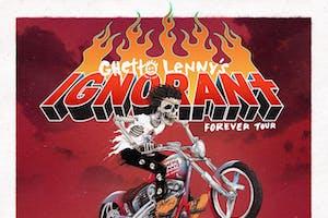 SAINt JHN – Ghetto Lenny's IGNORANt Forever Tour