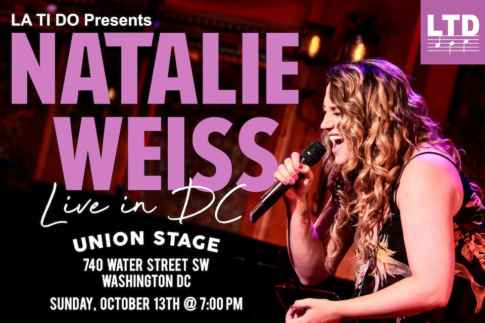 Natalie Weiss: Live in Concert