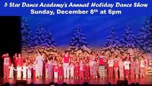 Annual Holiday Dance Show