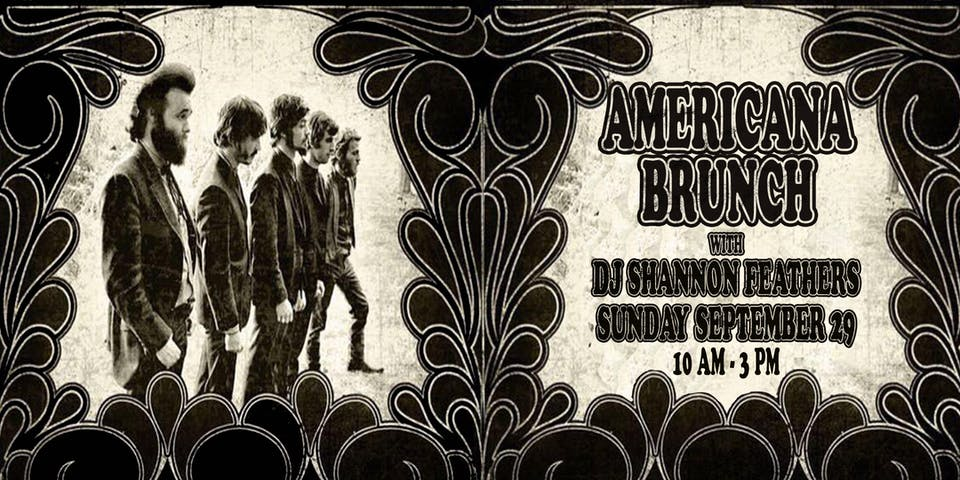 Beachland Americana Brunch with DJ Shannon Feathers