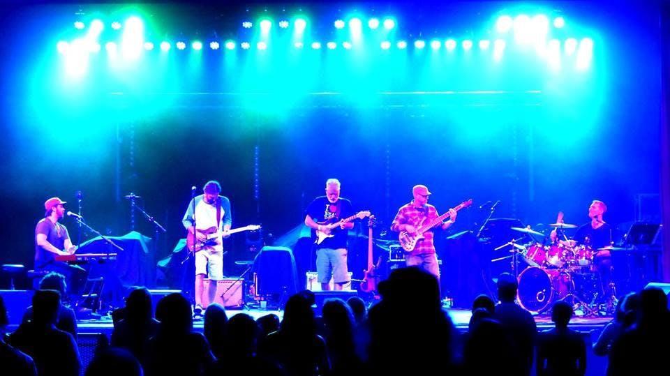 Gelatinous Groove w/ Benja Bloom Band
