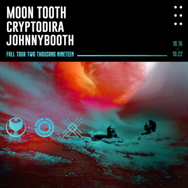 Moon Tooth, Cryptodira, Johnny Booth, Husbandry