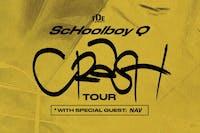 TDE Presents ScHoolboy Q: CrasH Tour witH Special Guest NAV