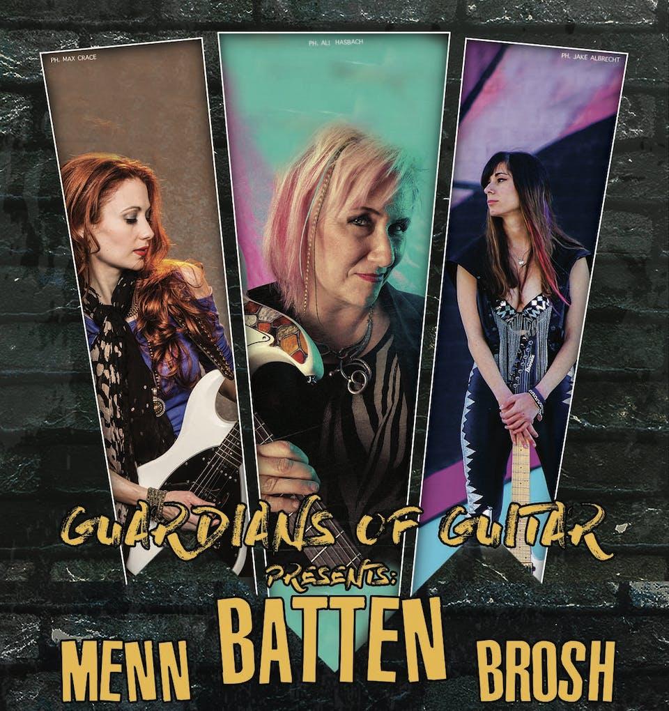 Batten-Menn-Brosh